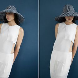 """<b><a href=""""http://welcometoclyde.com/"""">Clyde Hats:</a></b> Because Dani Griffith's toppers are <a href=""""http://racked.com/archives/2014/06/23/clyde-hats-emerging-designers-dani-griffiths.php"""">built to last</a>."""