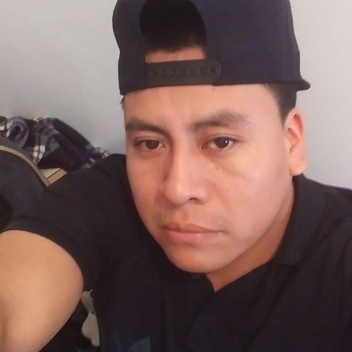 A photo of a man named Francisco Villalva Vitinio, killed in an armed robbery