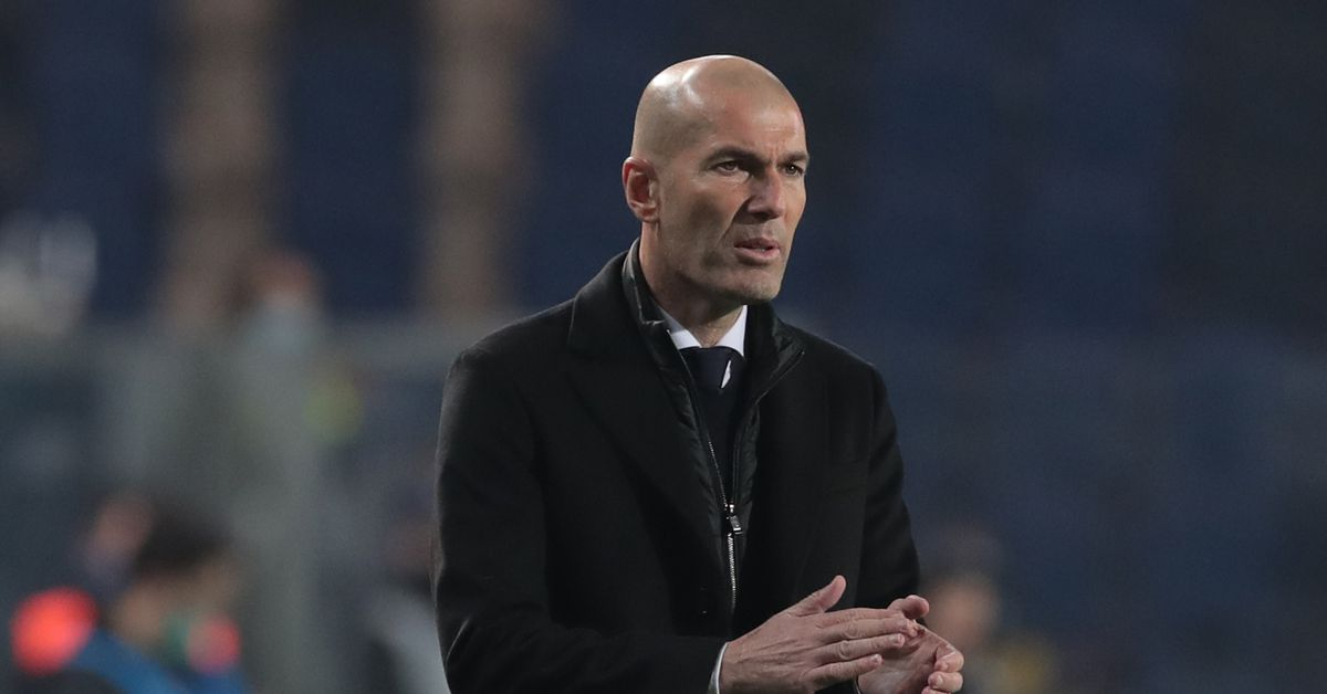 "Zidane: ""We weren't so bad before, nor are we so good now"" - Managing Madrid"