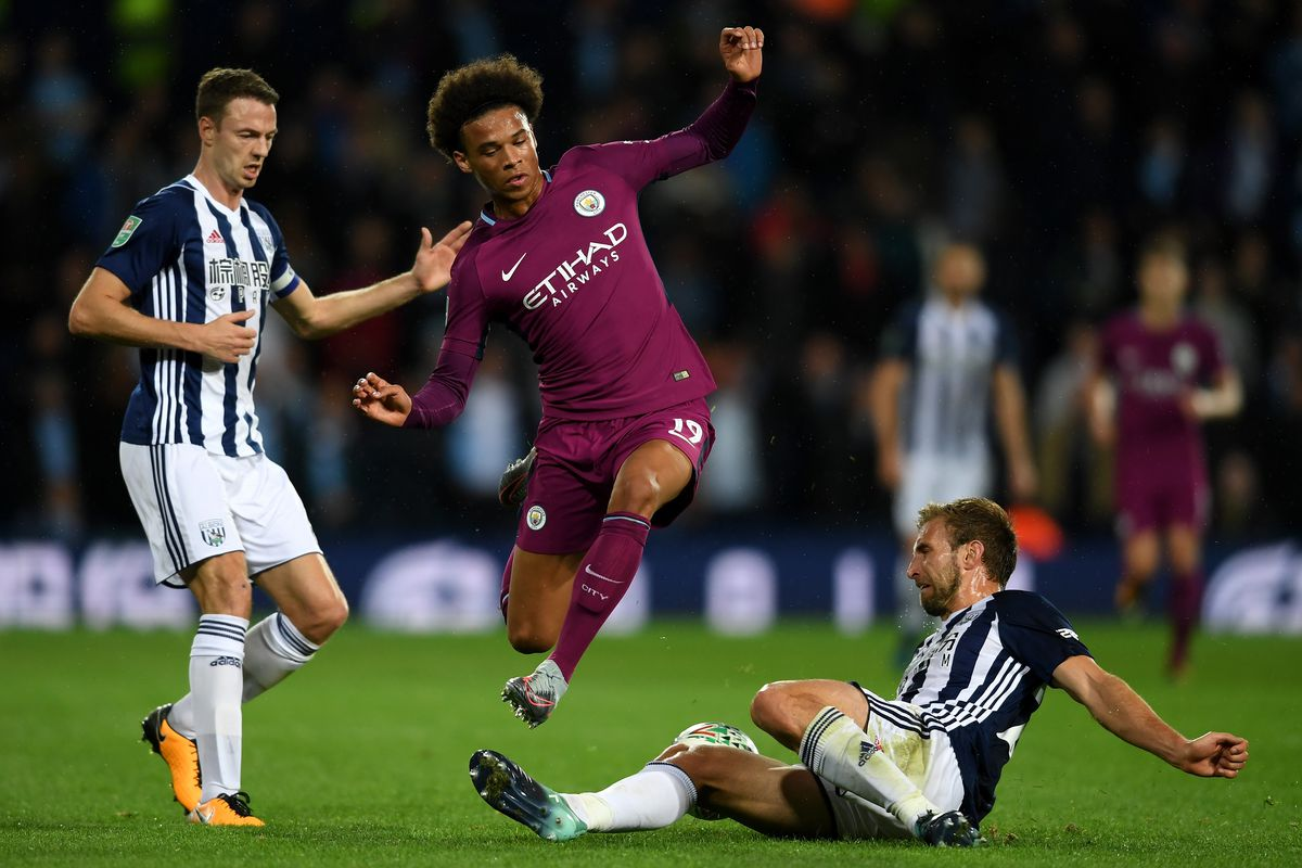 Image result for west brom 1-2 man city