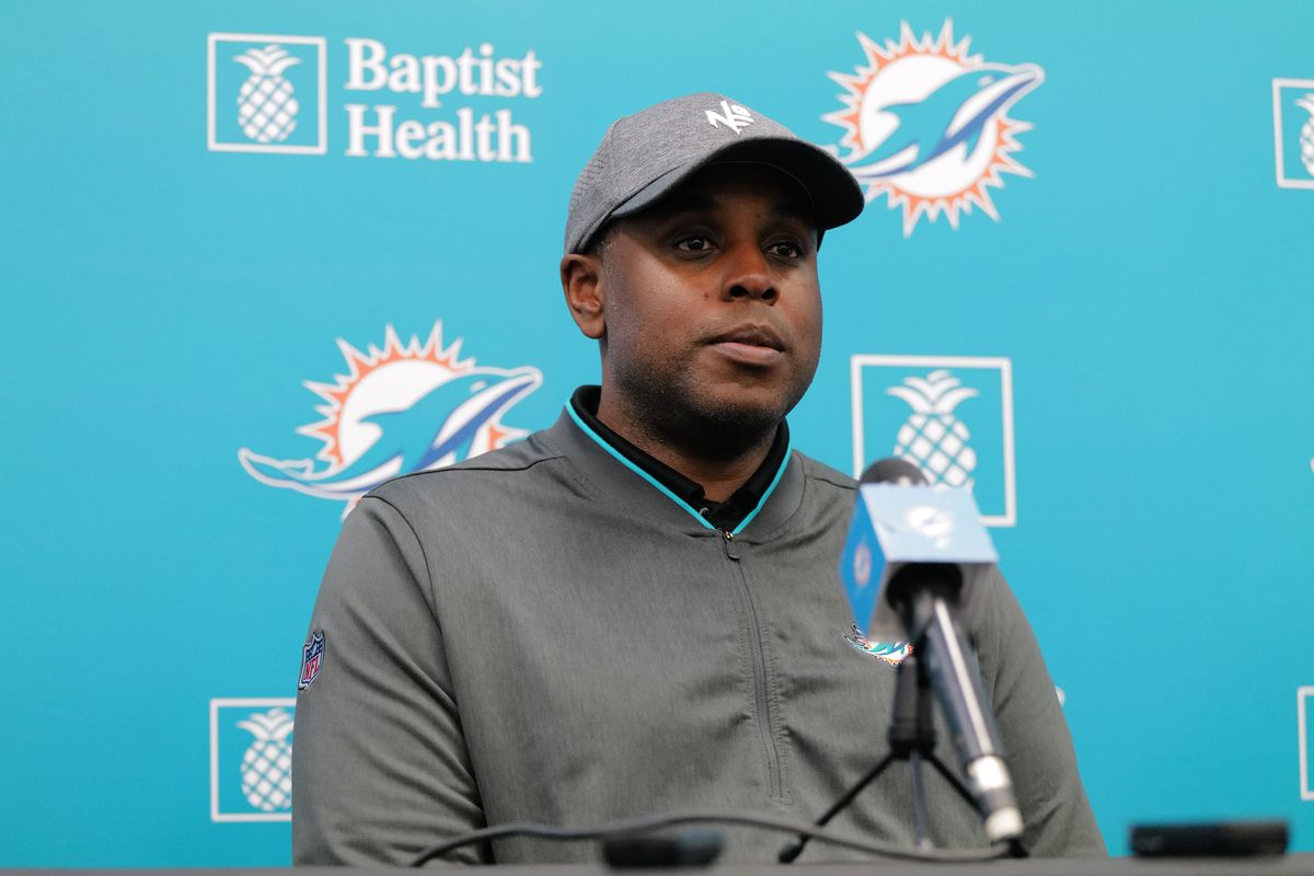 Miami Dolphins News Conference
