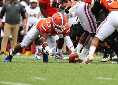 NCAA Football: Towson at Florida
