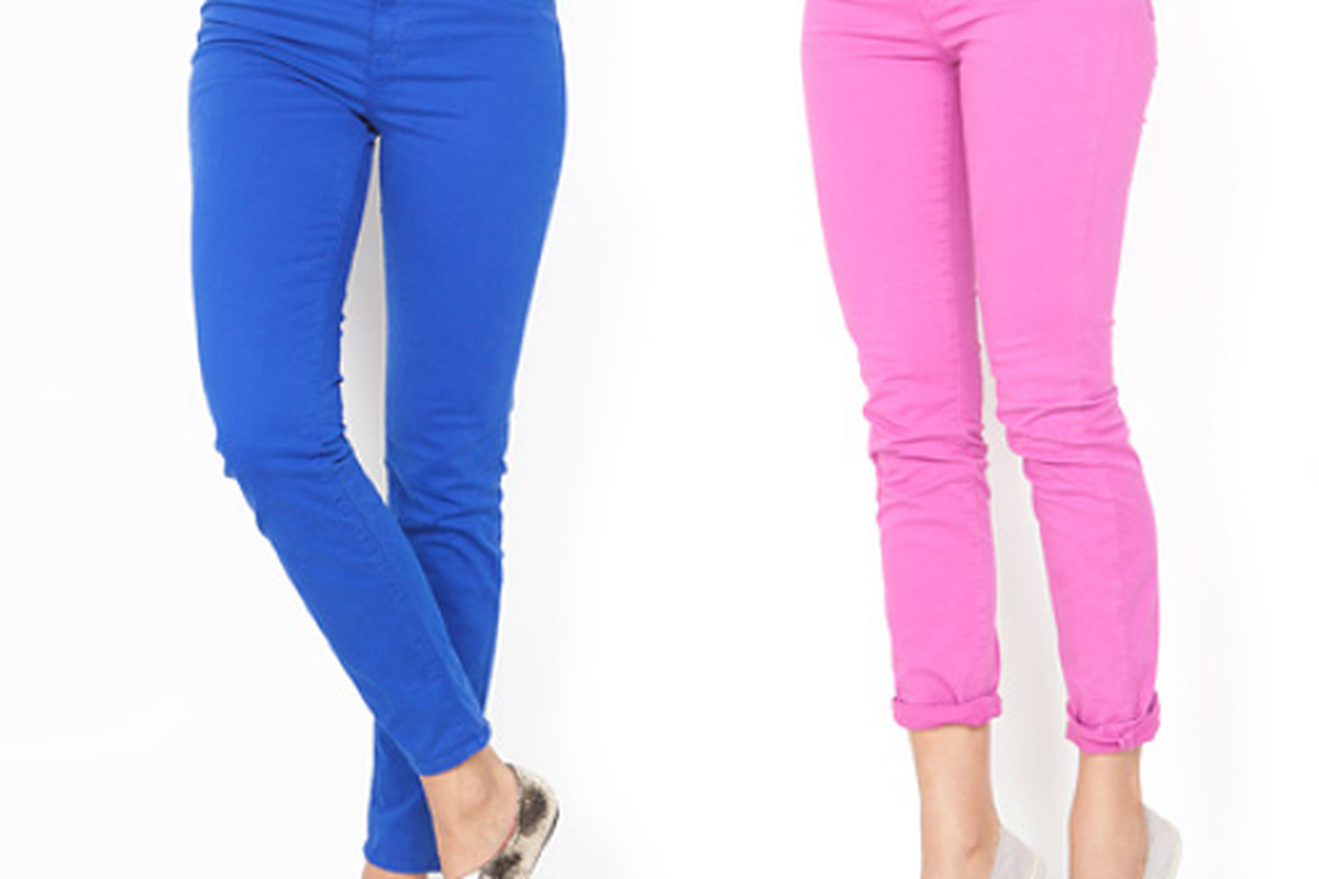 All J. Brand jeans are $89.90 and under today on Rue La La