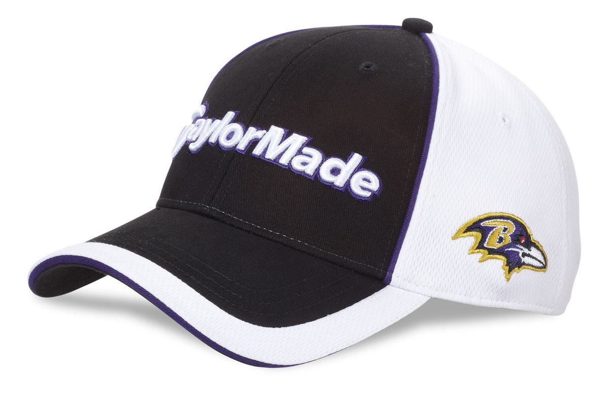 Win A TaylorMade Golf NFL Ravens Hat - Baltimore Beatdown 5c371cb84