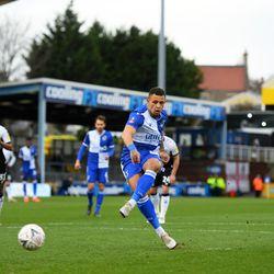 Jonson Clarke-Harris (Bristol Rovers) - Transfer