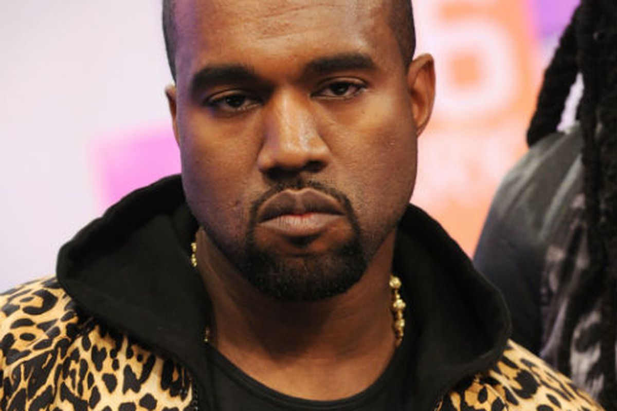 Will everyone please stop pissing off Kanye West already? Image via Getty