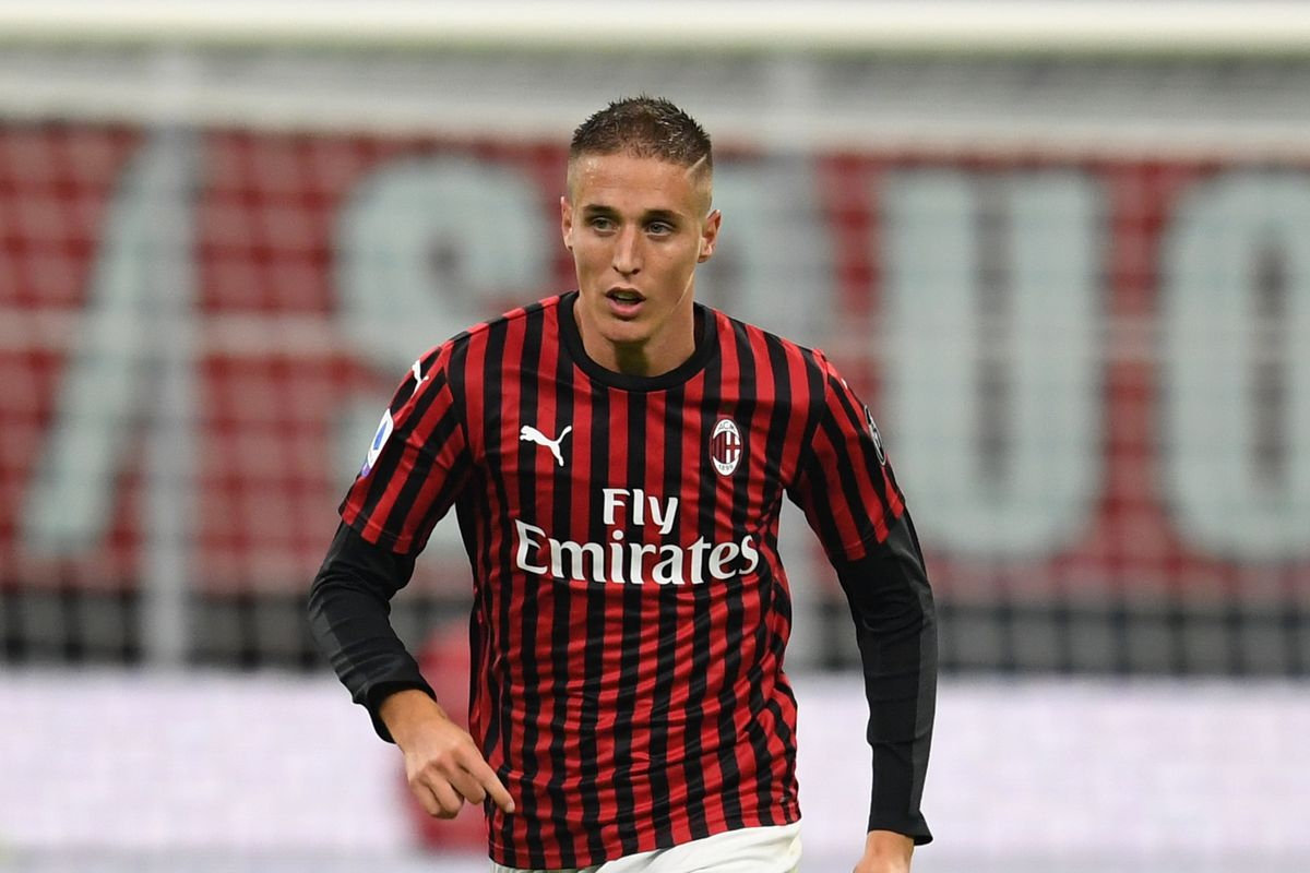 Rossoneri Round-Up for Oct 27: Andrea Conti Set To Keep His Spot For Milan  vs Roma Over Davide Calabria - The AC Milan Offside