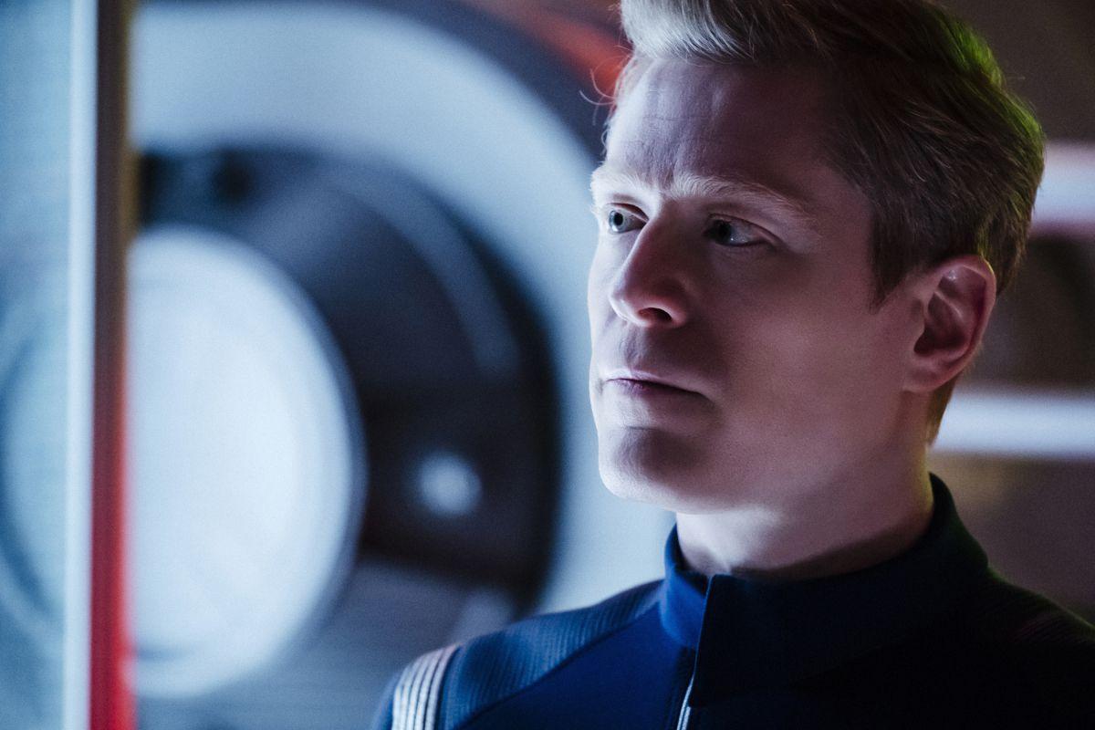 Stamets in Star Trek: Discovery
