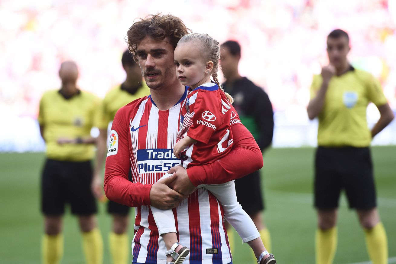 Antoine Griezmann?s Barcelona move appears to be back on