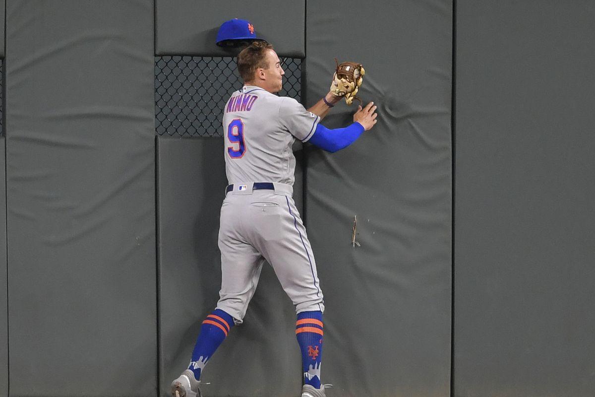 Mets news: Brandon Nimmo shut down for 30 days