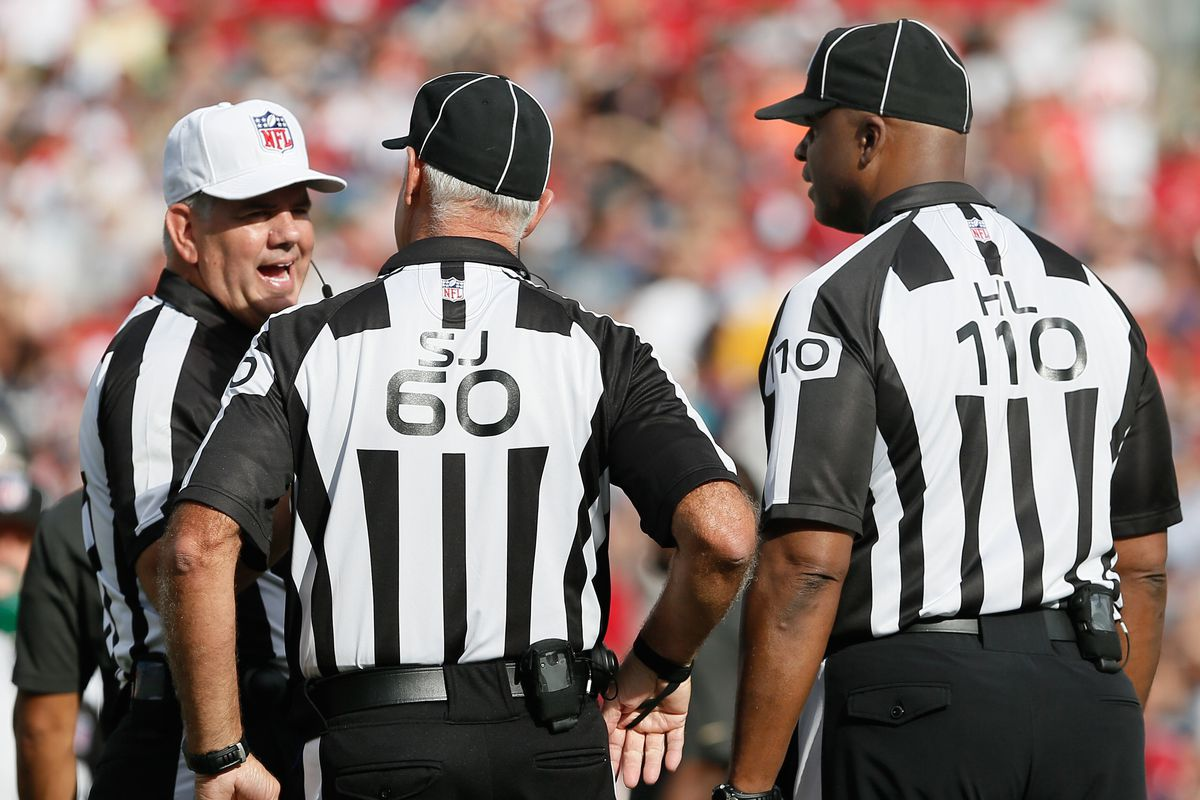 Changes are coming to the way the college game is officiated.