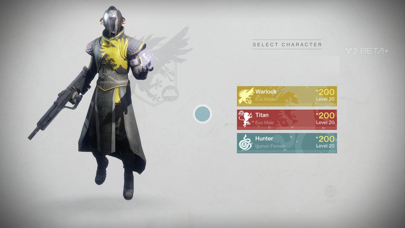 Destiny 2 Guide Which Class Should You Choose Polygon