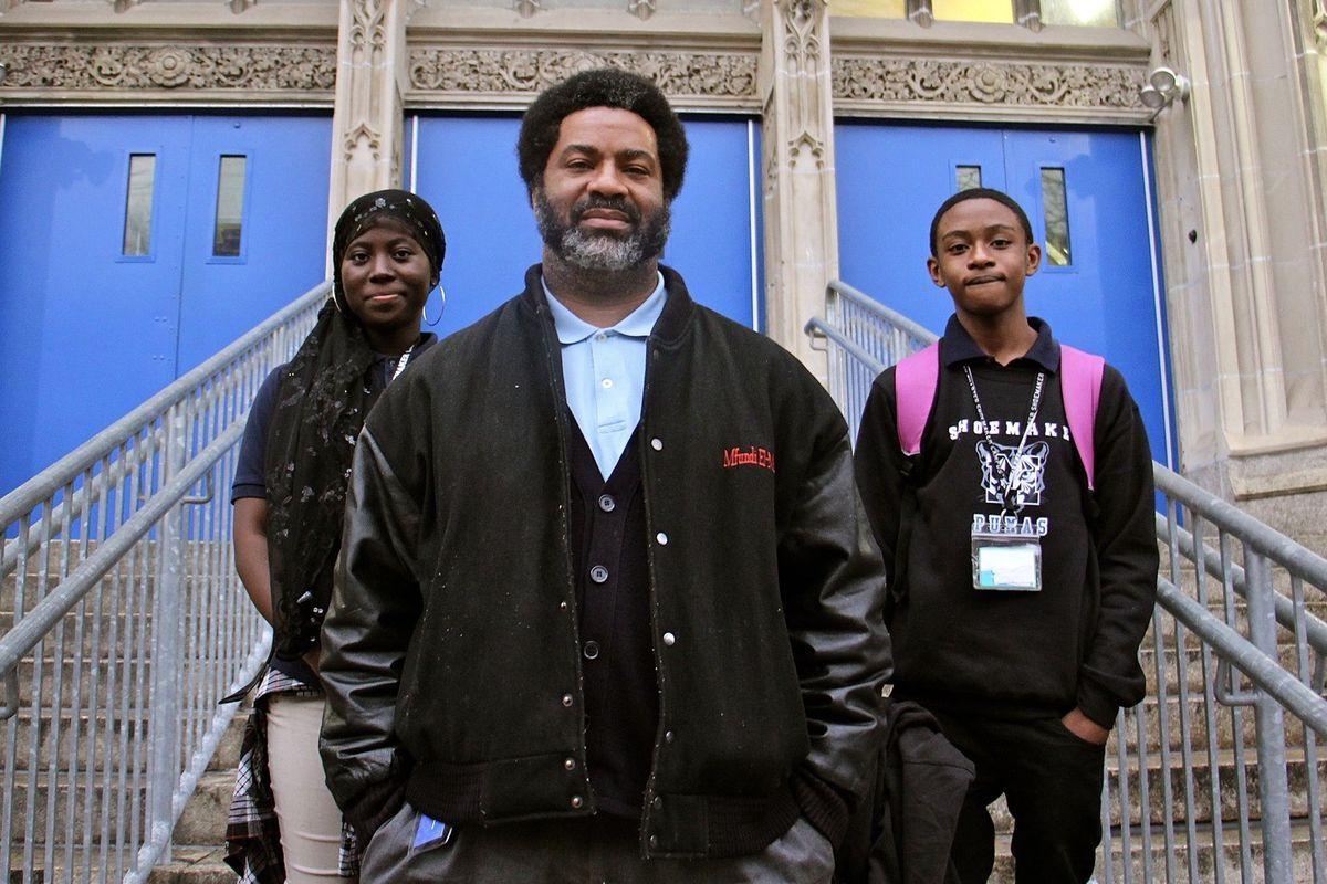 Sharif El-Mekki is a West Philadelphia native and founder of the Center for Black Educator Development.