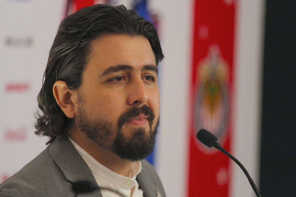 Ricardo Pelaez Unveiled as New Chivas Sporting Director