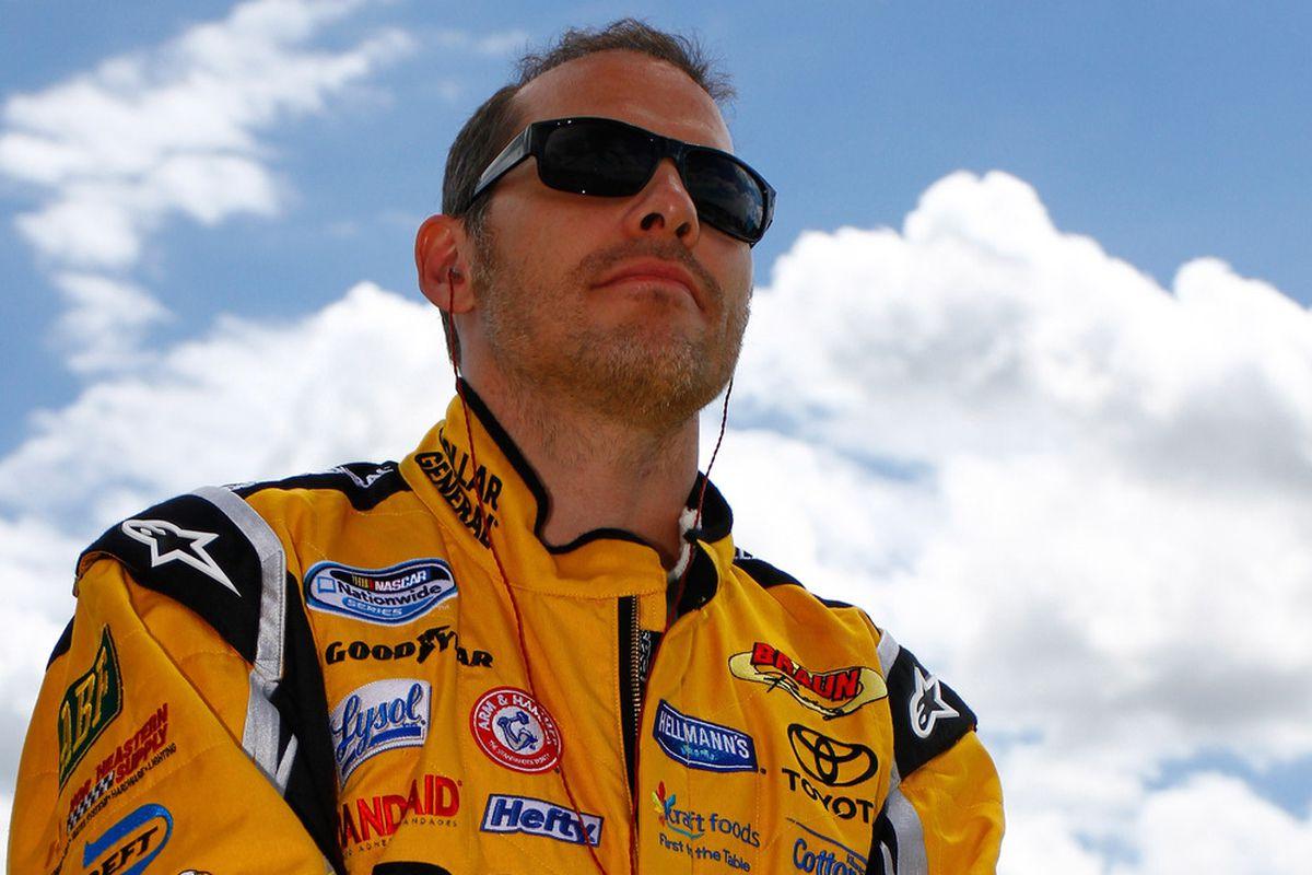 "Jacques Villeneuve at Road America (2010).  Credit: Jason Smith/Getty Images for NASCAR via <a href=""https://nascar-assets.americaneagle.com/assets/1/workflow_staging/Photos/208590.JPG"" target=""new"">nascarmedia.com</a>"