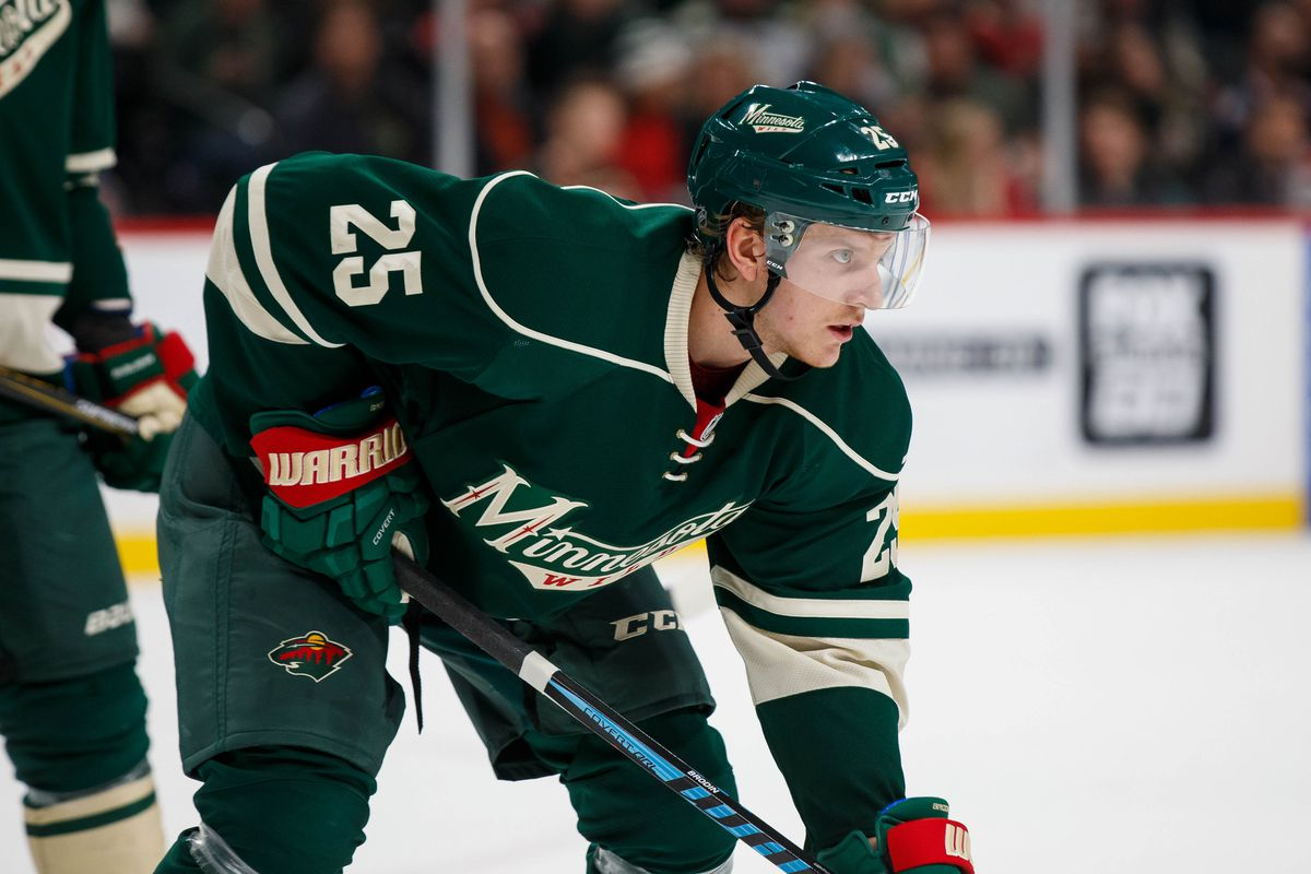 Jonas Brodin s Injury is a Great Opportunity for the Wild - Hockey ... 14e620c19