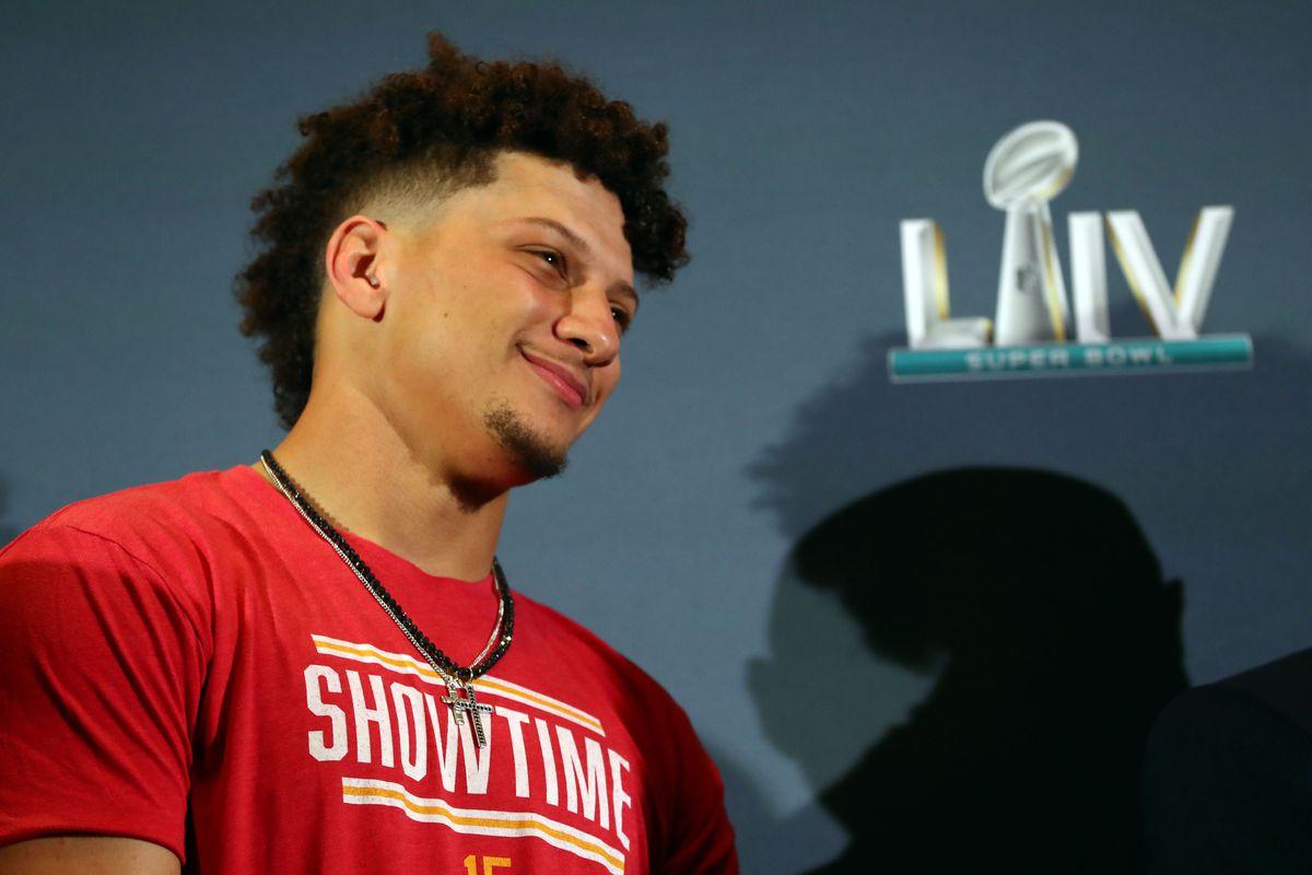 NFL: Super Bowl LIV-Winning Coach and Super Bowl MVP Press Conference