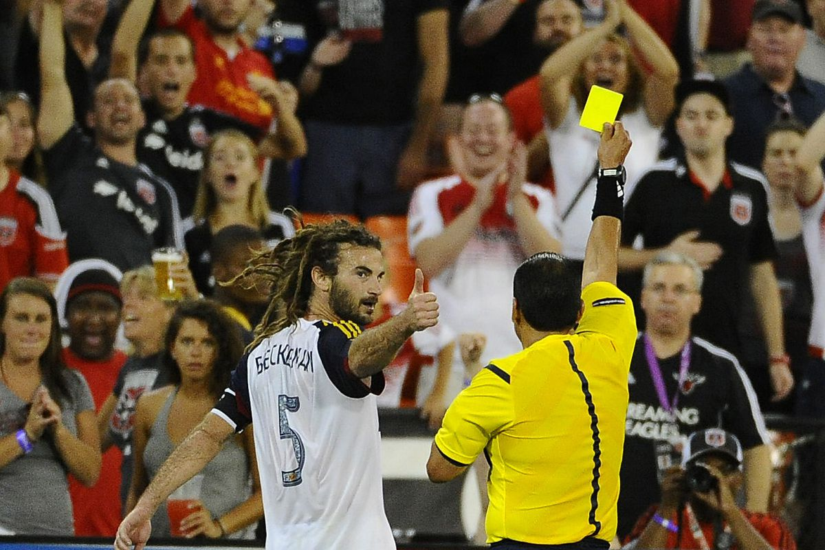 Kyle Beckerman approves this message