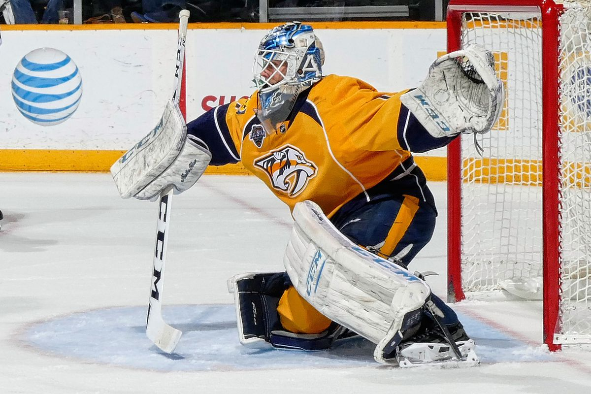 Saros had a great month for the Admirals and was given the opportunity to play in the Show, where he did not disappoint.