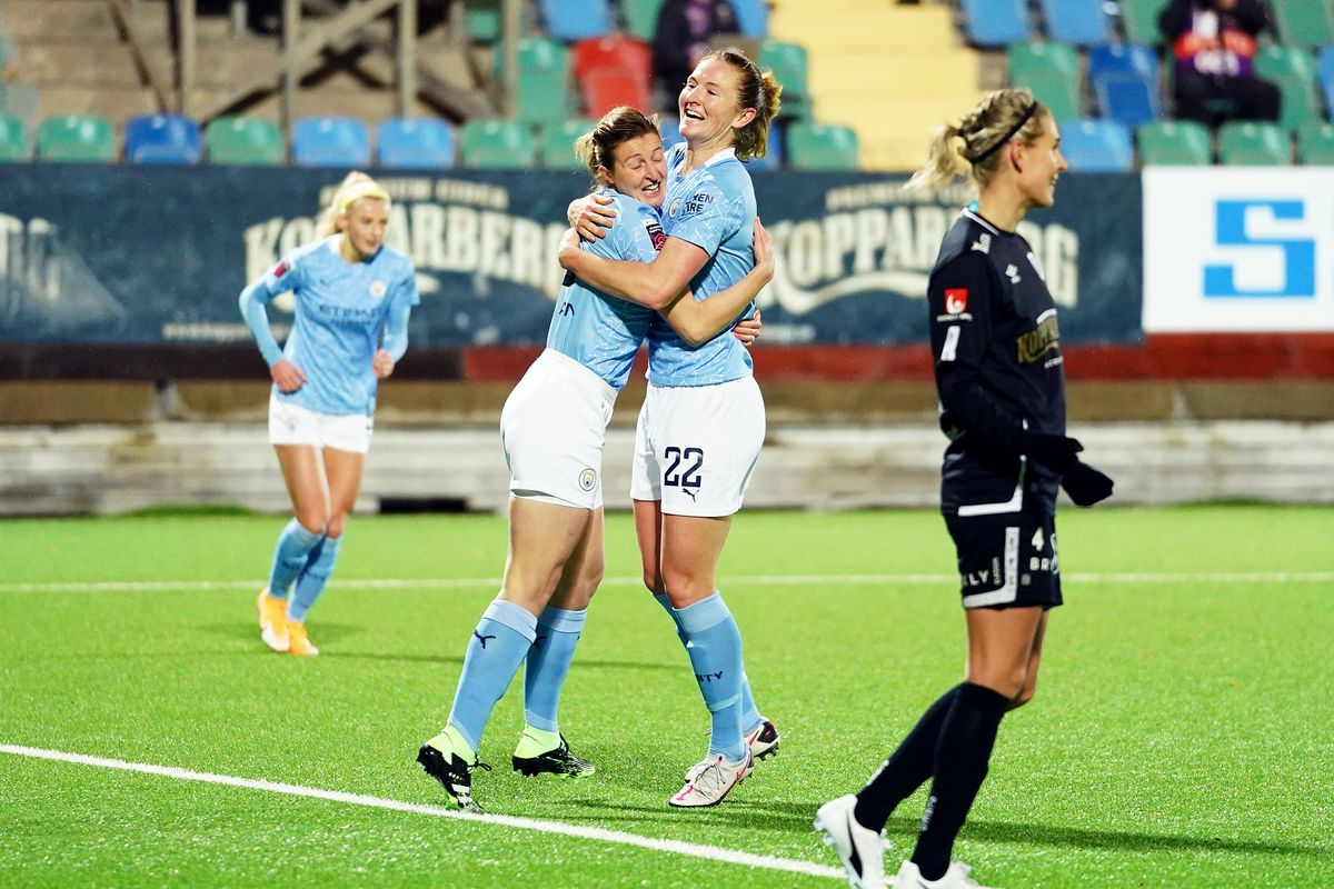 Goteborg v Manchester City Women: UEFA Women's Champions League