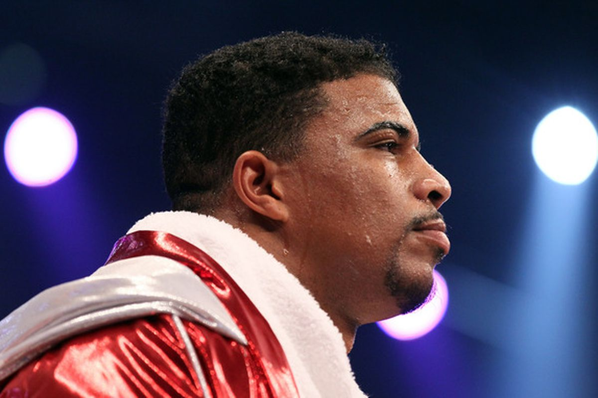 Odlanier Solis is recovered and ready to return to the ring. (Photo by Christof Koepsel/Bongarts/Getty Images)