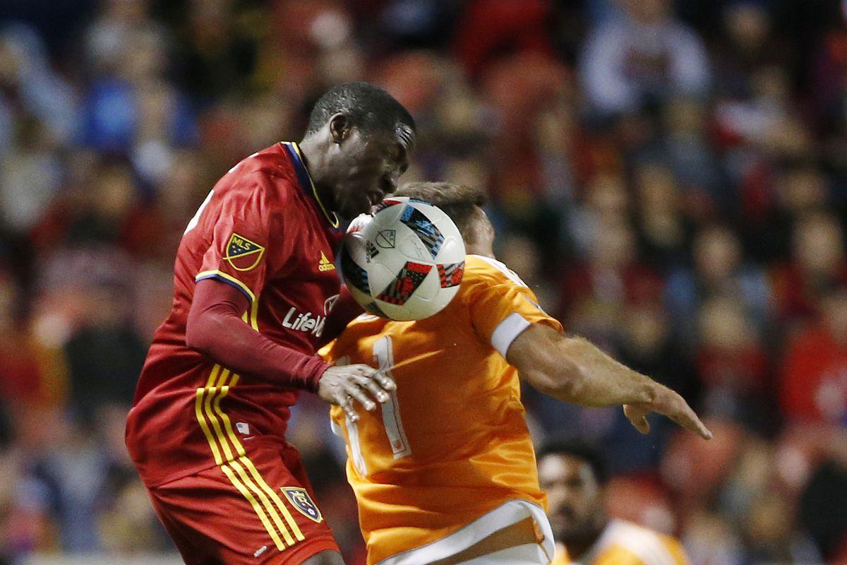 MLS: Houston Dynamo at Real Salt Lake