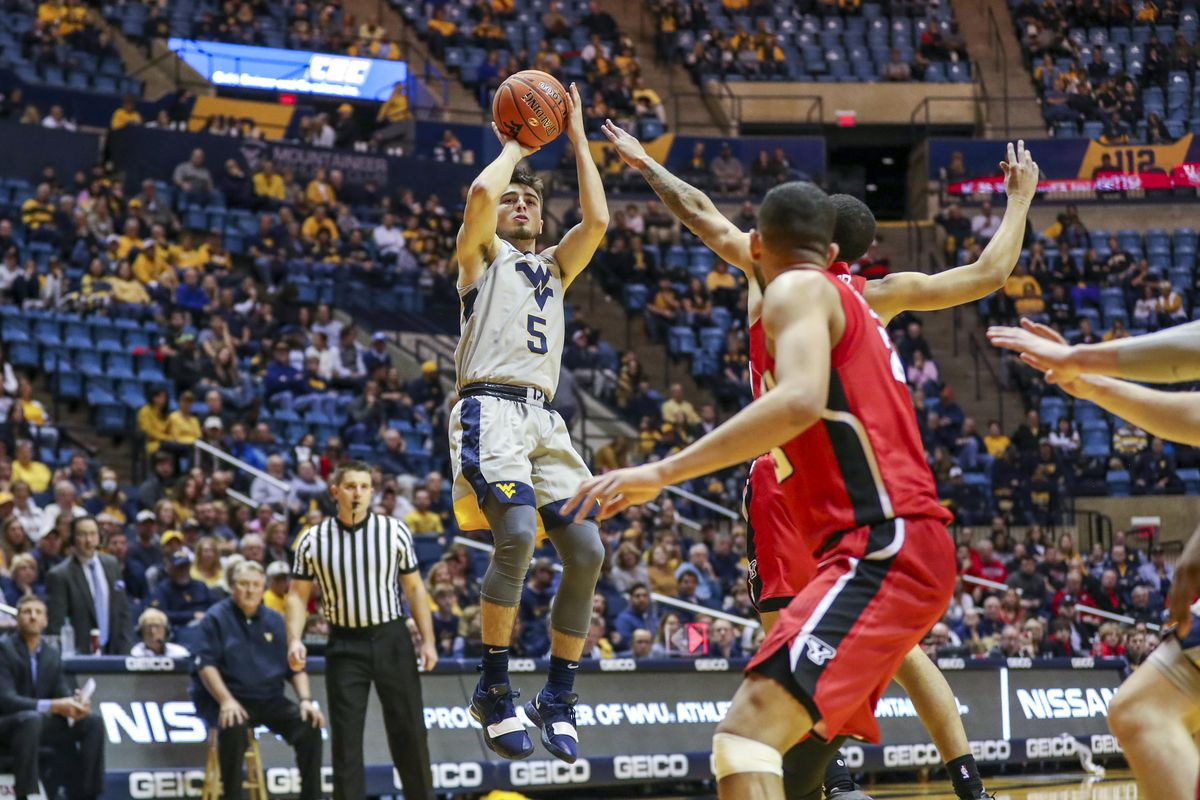 NCAA Basketball: Youngstown State at West Virginia