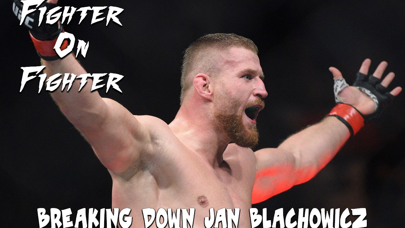 Fighter on Fighter: Breaking down UFC Fight Night 164's Jan Blachowicz
