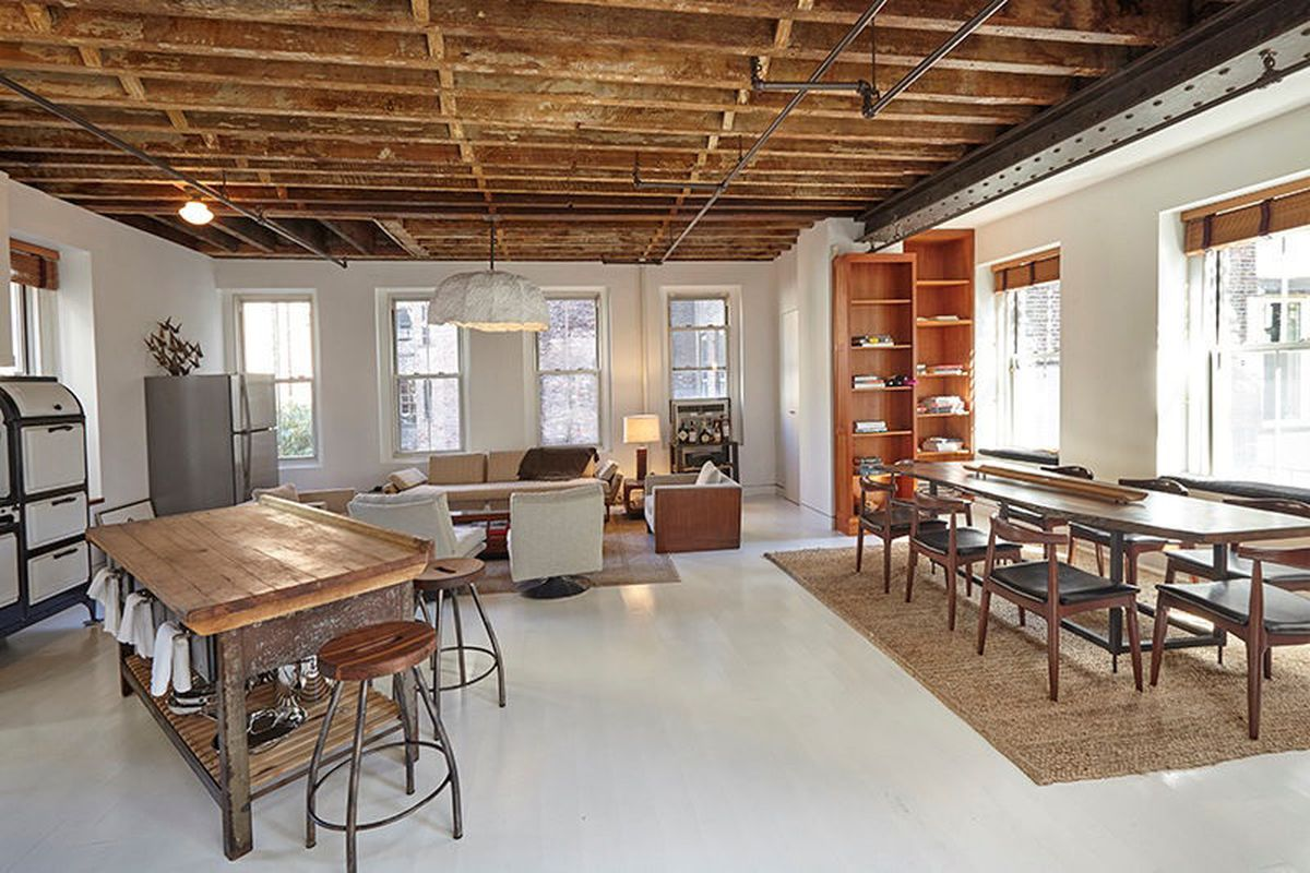 Classic Soho Loft Up For Grabs With Contemporary Soho Ask
