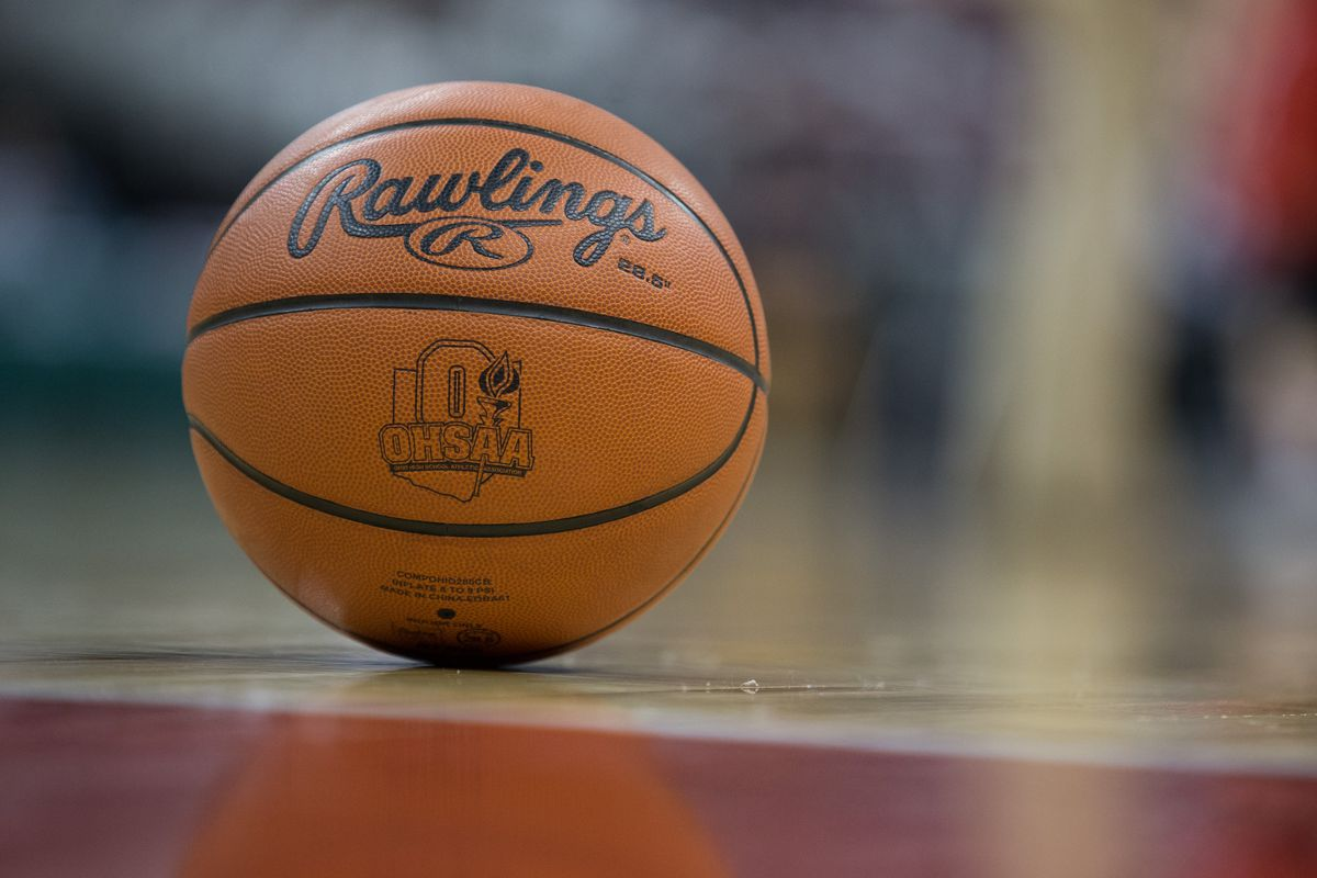 HIGH SCHOOL BASKETBALL: MAR 14 OHSAA Girls Basketball State Tournament - Thornville Sheridan v Toledo Rogers