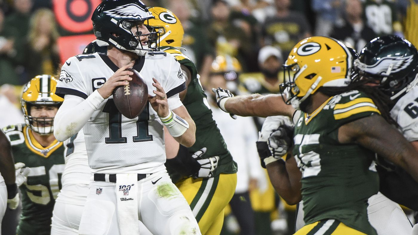 The Eagles' Win Over the Packers Reestablished Them As an NFC Power