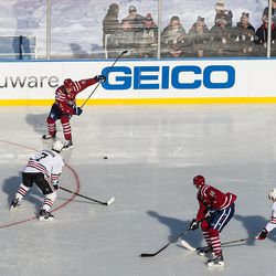 Will Laich Shoot or Pass