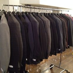 Men's suits, $300
