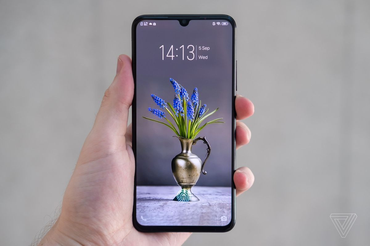 "Vivo V11 has a ""Halo Fullview"" notch and in-display fingerprint"