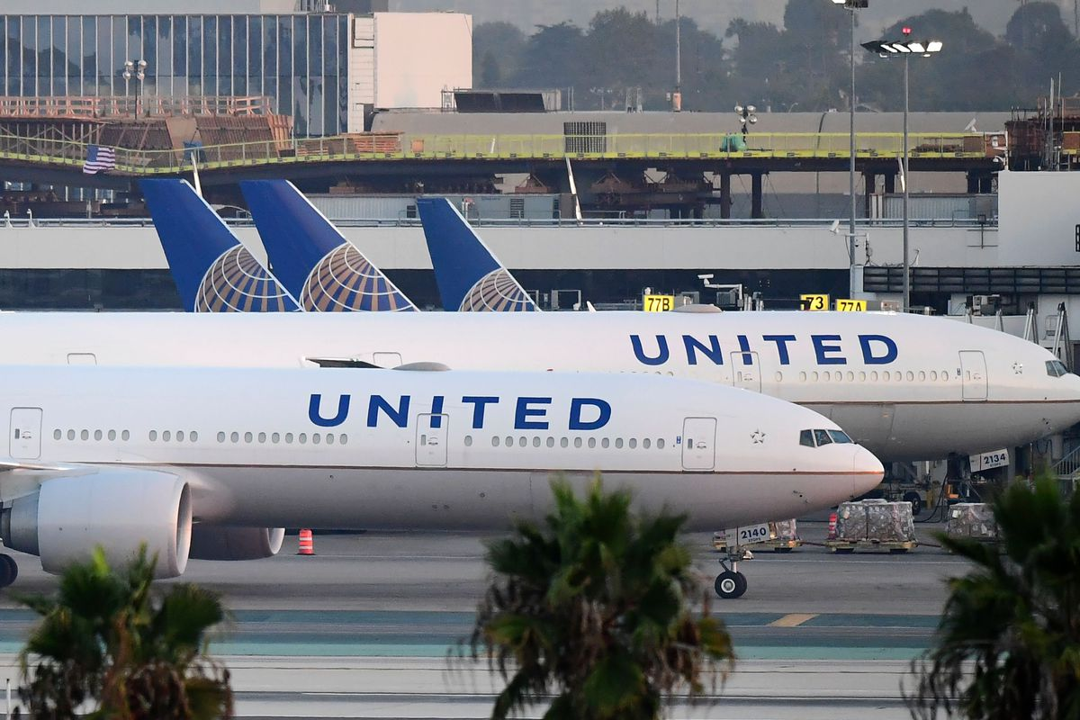 United Makes Plans To Capture Its Planet Heating Pollution The Verge