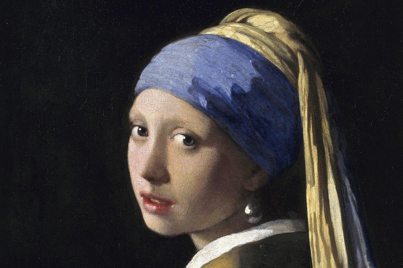 Gaze in wonder at this astonishingly high-res scan of an iconic painting