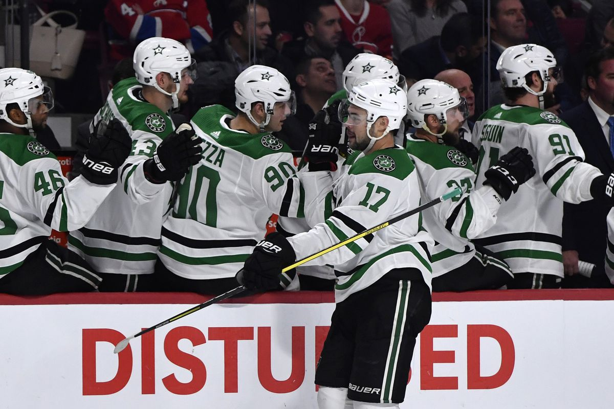 98f58ed712e Dallas Stars Daily Links: Tricks And Treats Come Early As Stars Get First  Road Win