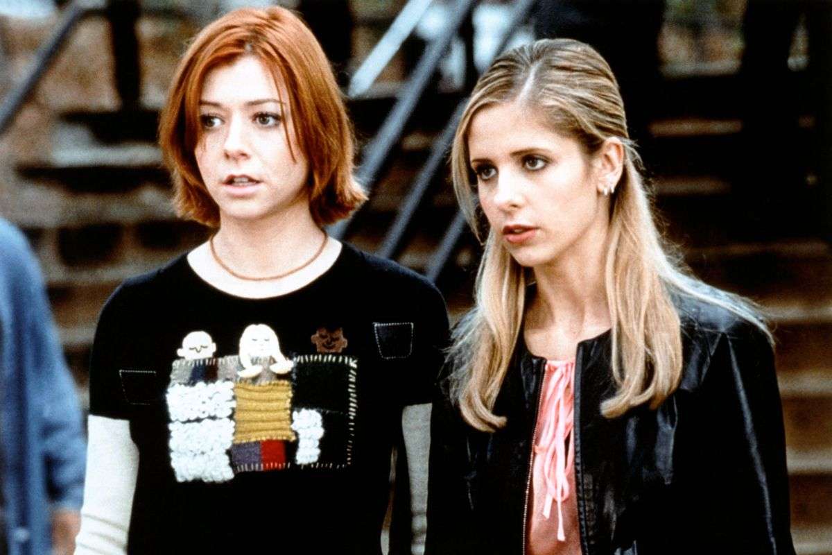 Image result for buffy the vampire slayer