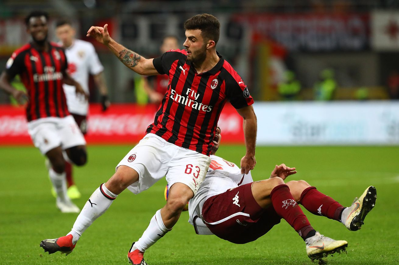 AC Milan and Torino share the spoils as the teams combine for a 0-0 draw
