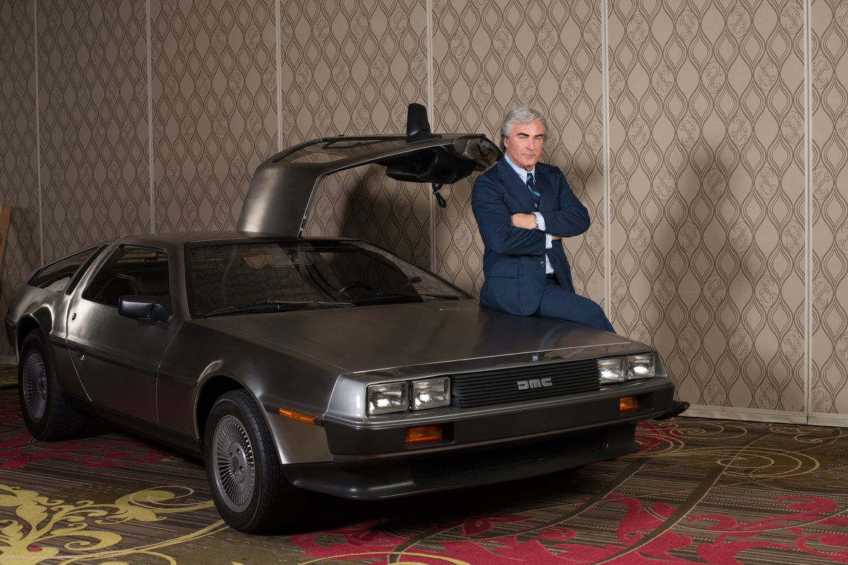 Framing John DeLorean': Hybrid film, assembled from mismatched parts