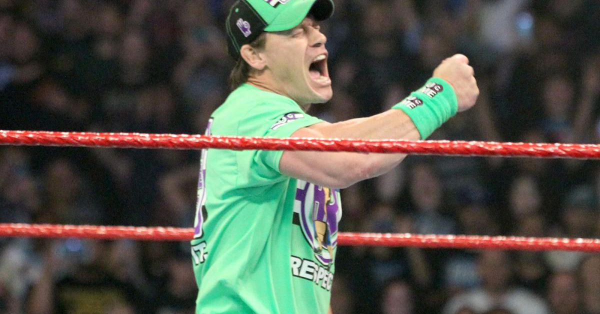 With Wrestlemania Plans Up In The Air, John Cena Is -4762