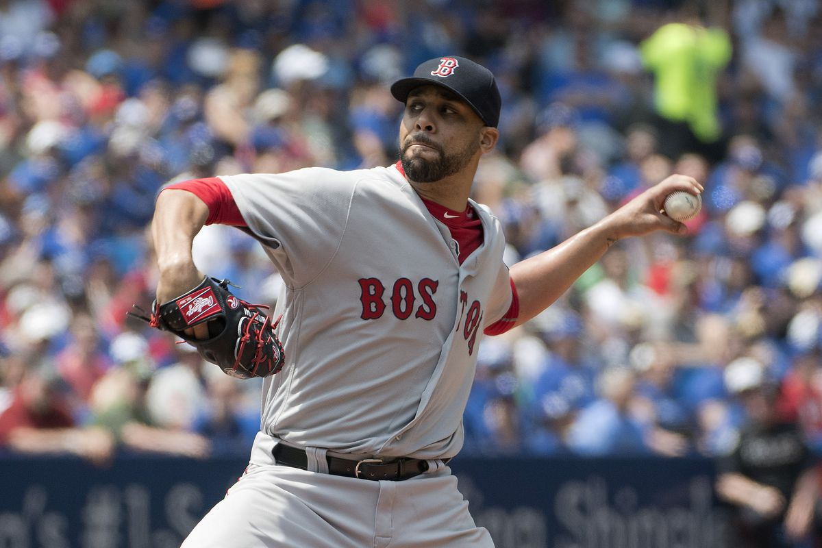 The Red Sox Beat The Blue Jays In David Price's Return To Toronto