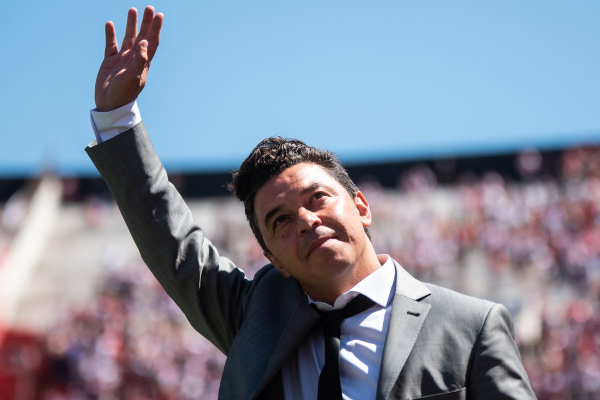 """Marcelo Gallardo would fit at Barcelona"" - ex-Barcelona and River Plate player"