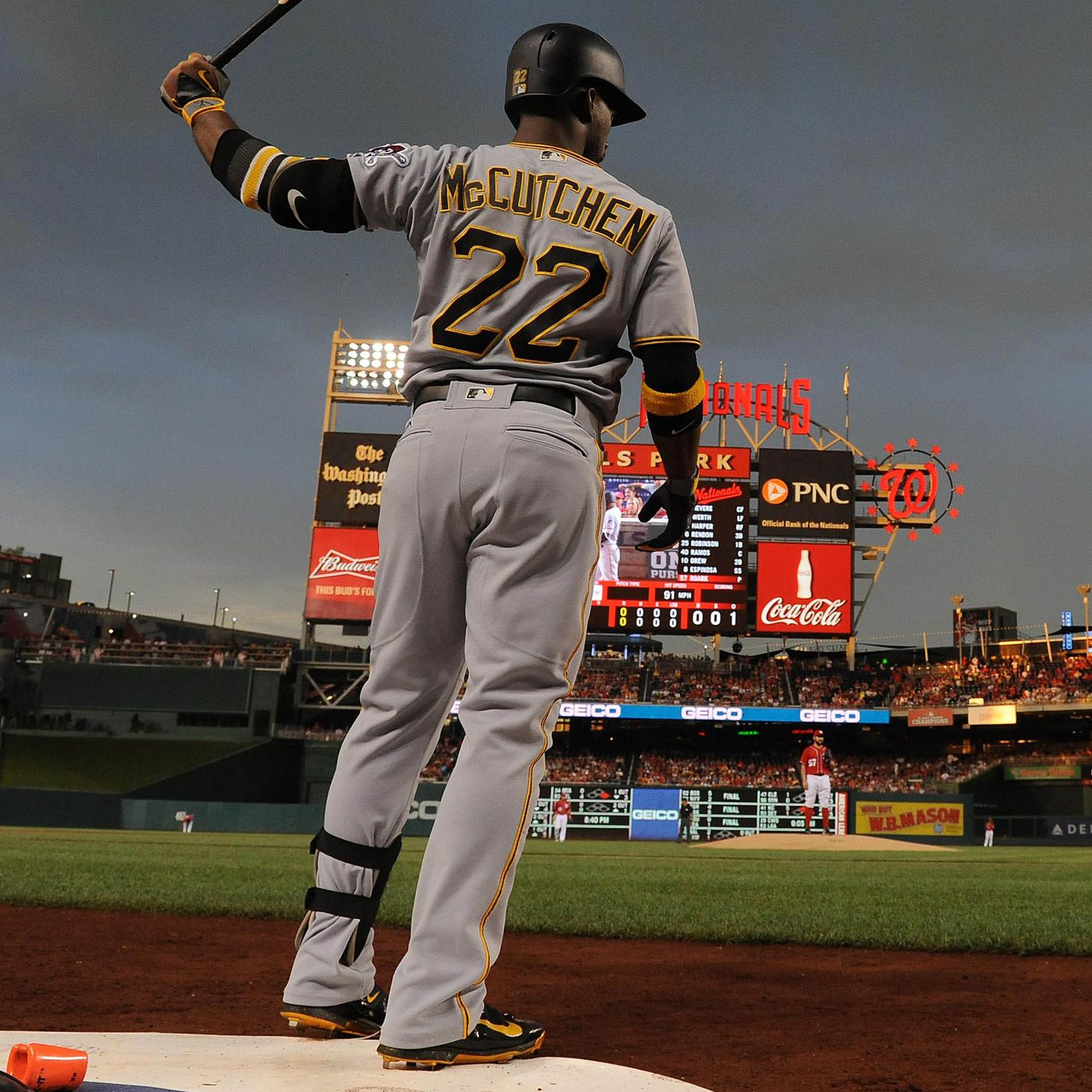 "Washington Nationals Rumors  Nats ""remain interested"" in Pirates  Andrew  McCutchen 660fd69e6"