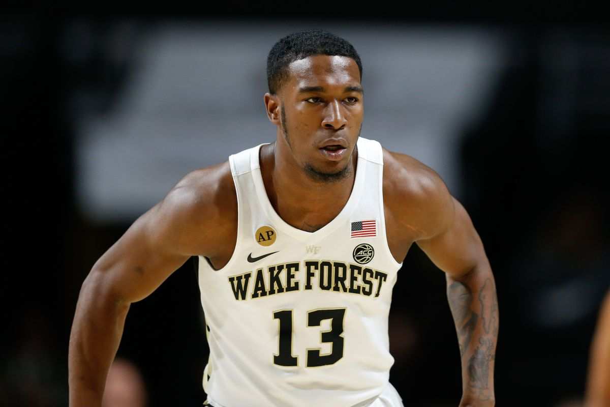 Wake Forest Junior PG Bryant Crawford Named to 2018 Bob Cousy