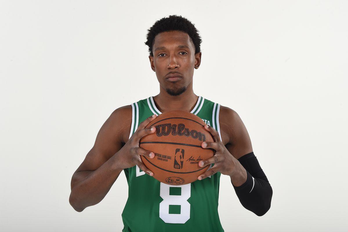 2021-22 Boston Celtics Media Day