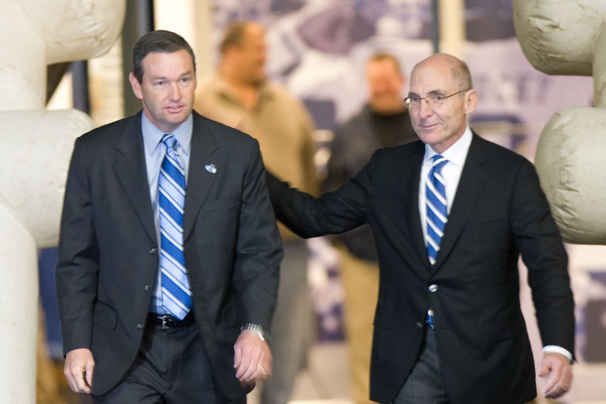 I guarantee you that these two men still think they have the right guy for Kentucky Football. So do I.