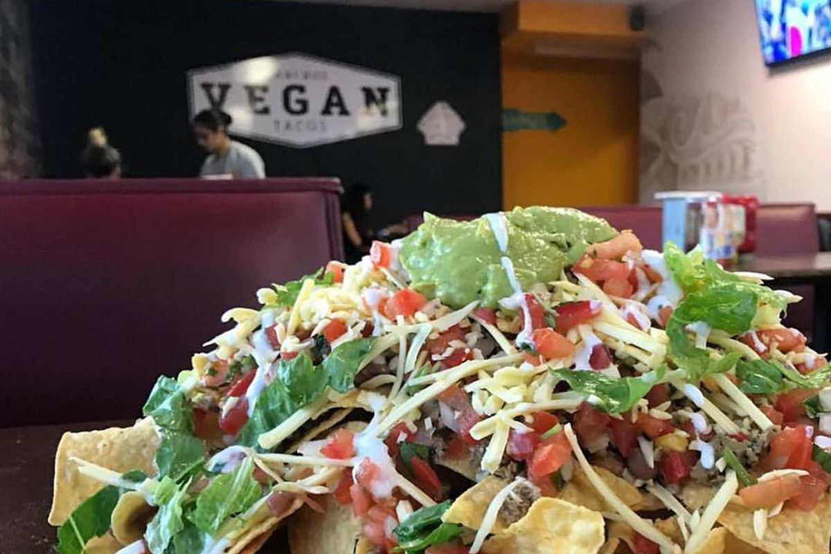 Panche Per Fast Food.Pancho S Vegan Tacos Opening Two New Locations Eater Vegas