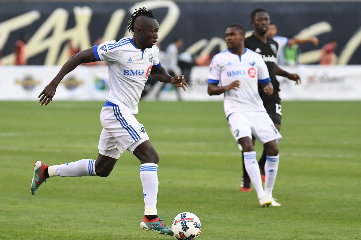 MLS: Montreal Impact vs D.C. United