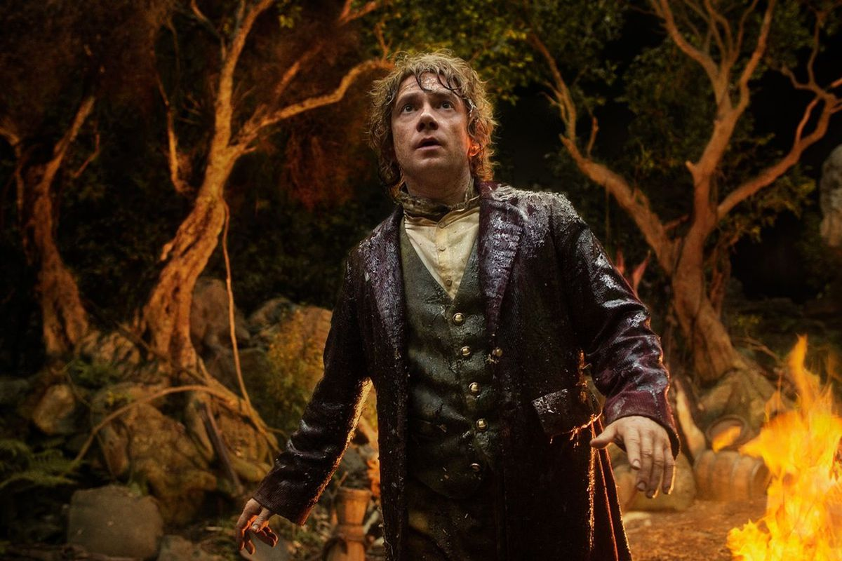 The Hobbit an unexpected journey press shot